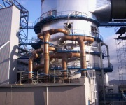 Desulfurization - New Unit at the Ledvice Power Plant (CZ)